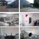 Erweiterung des Firmengebäudes