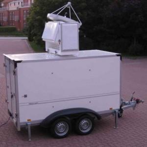 Radar MIRA 35