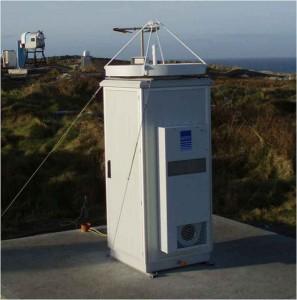 Pionowy Radar Chmurowy MIRA-35